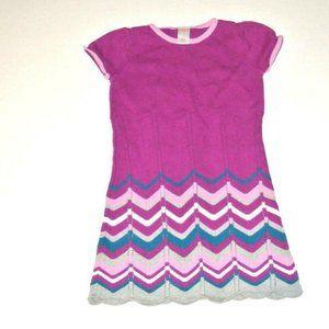 Gymboree Dress 6 Purple Sweater Dress girls